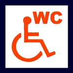 customer disabled toilets