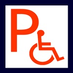 Disabled Parking Icon
