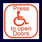 Disabled Door Bell Icon